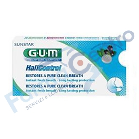 gum halicontrol 10 compresse
