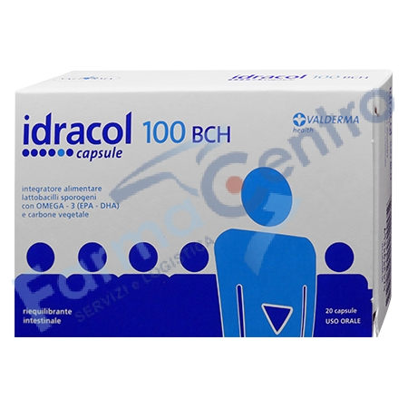 IDRACOL 100 BCH 20CPS