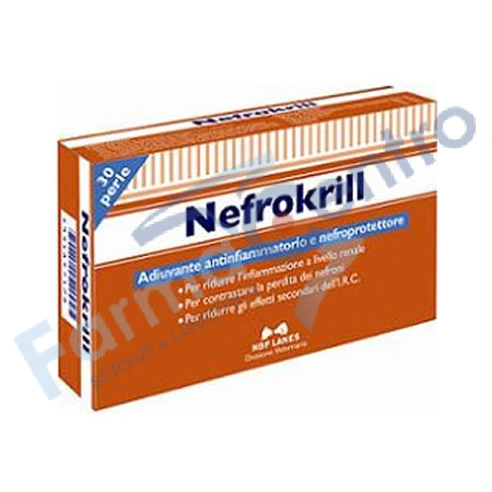 Nefrokrill Gatti 30 Perle