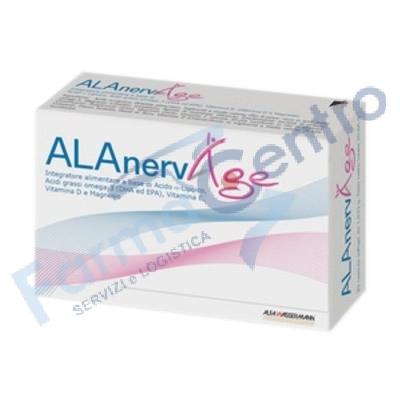 ALANERV AGE 20CPS SOFTGEL