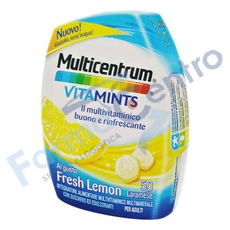 multicentrum vitamints fr50car