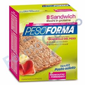 PESOFORMA SANDWICH PR/FOR 8PZ
