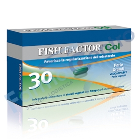 FISH FACTOR COL 30PRL GRANDI