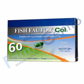 FISH FACTOR COL 60PRL GRANDI