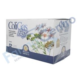 COLIGAS FAST TISANA 40G